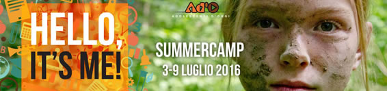 Summer Camp 2016 – Hello, it's me!